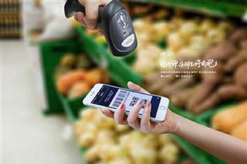 Alipay hiện đang phổ biến tại Trung Quốc với phương thức thanh toán đơn giản và tiện lợi